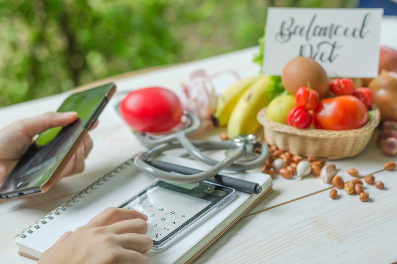 Start Healthy Diet Activ Living
