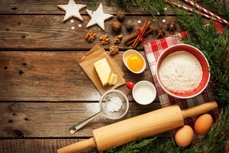 Christmas Cake Recipe Ideas
