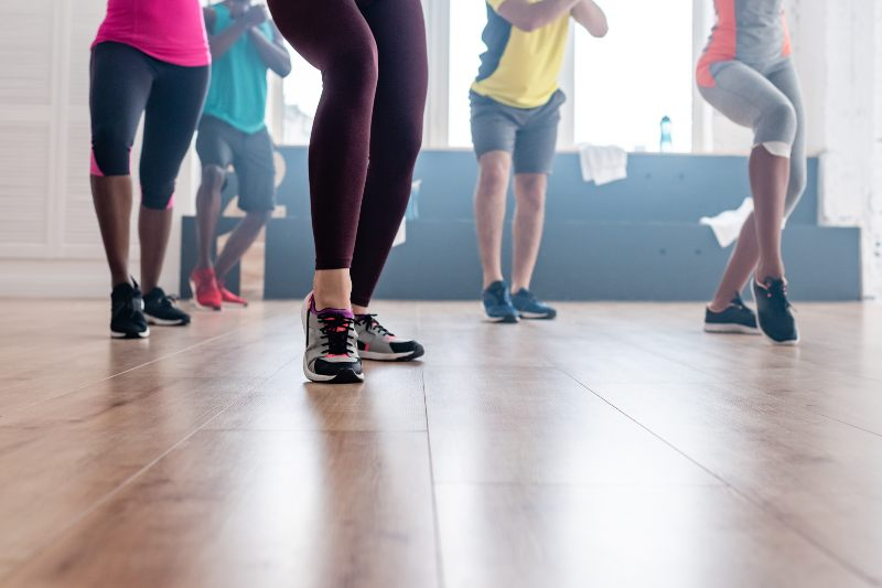 Dancing as Fitness New Year Resolution- Activ Living