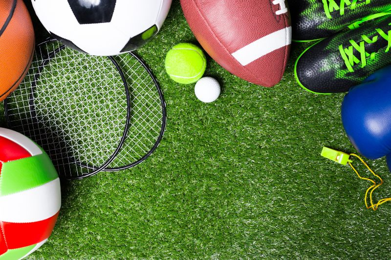 Playing Sports- Activ Living