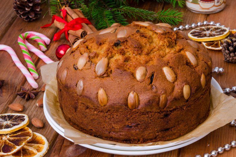 Healthy Sugarless Cake Recipe