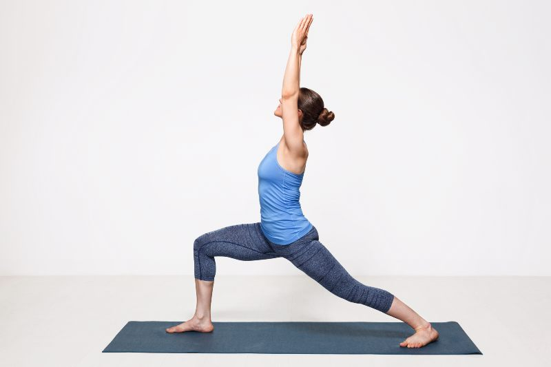 Warrior Pose- Activ Living