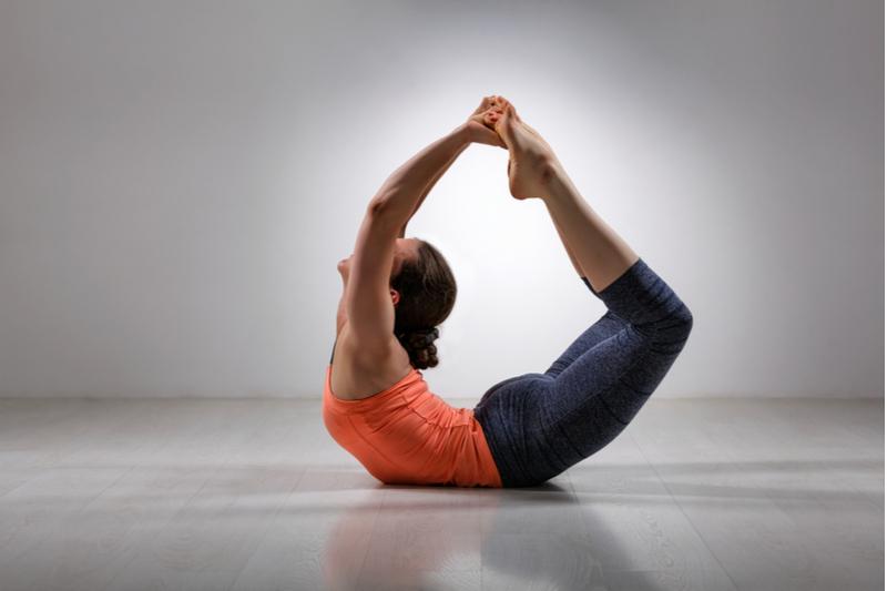 How to do a bow pose- Activ Living