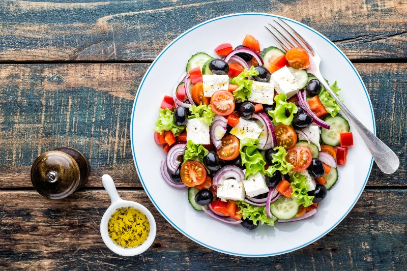 How to make a green Salad- Activ Living