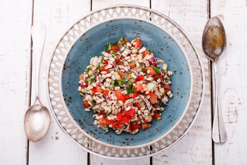 Barley Salad- Activ Living