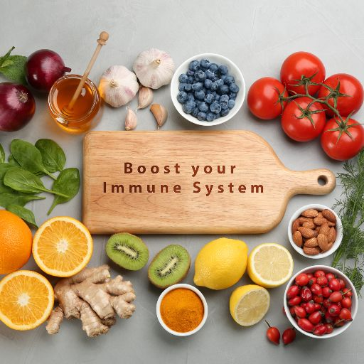 Food to boost immunity- Activ Living