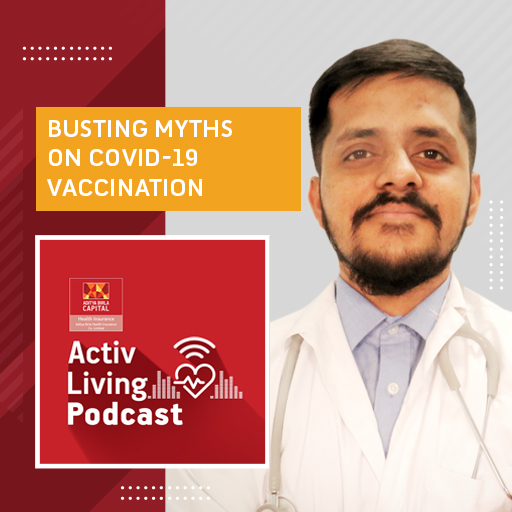 Myths about COVID-19 vaccine- Activ Living