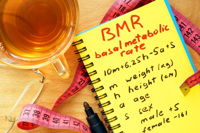 How to Calculate your ideal BMR
